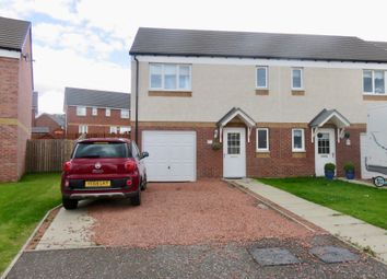 Thumbnail 3 bed semi-detached house for sale in Paterson Walk, Motherwell
