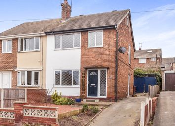 Thumbnail 3 bed detached house for sale in Northfield Drive, Pontefract