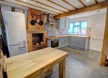 Thumbnail 2 bed terraced house for sale in The Street, Little Waltham, Chelmsford