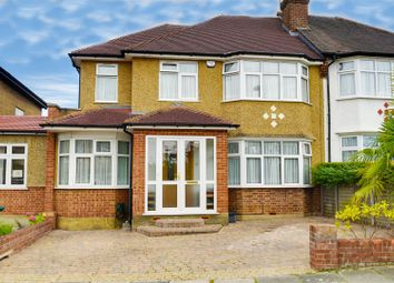 Thumbnail 4 bed semi-detached house to rent in Albemarle Road, East Barnet