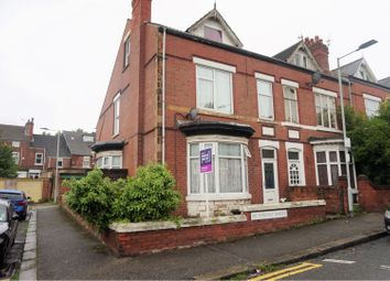 Thumbnail 5 bed end terrace house for sale in St. Vincent Avenue, Doncaster