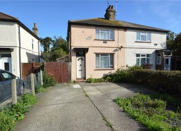 Thumbnail 3 bed semi-detached house for sale in New Farm Cottages, North Shoebury Road, Shoeburyness, Essex