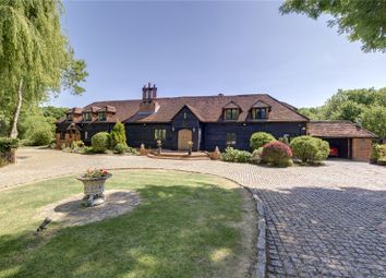 Thumbnail 7 bed barn conversion for sale in Tylers Hill Road, Ley Hill, Chesham, Buckinghamshire