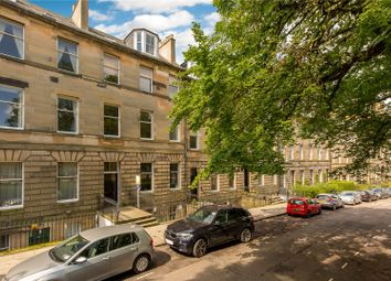 Thumbnail 3 bed flat for sale in Bellevue Crescent, New Town, Edinburgh