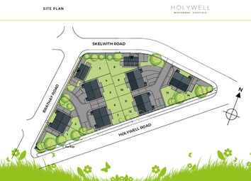 Thumbnail 3 bed semi-detached house for sale in Plot 9, Holywell, Wincobank, Sheffield