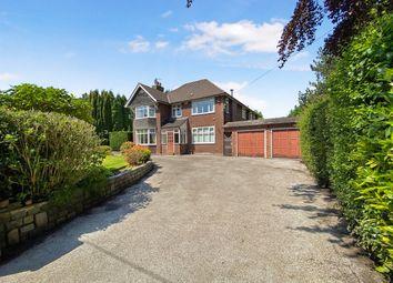 Thumbnail 4 bed detached house for sale in Hough Lane, Alderley Edge
