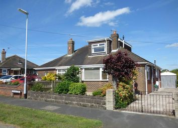Thumbnail 2 bedroom semi-detached bungalow for sale in Fearns Avenue, Bradwell, Newcastle-Under-Lyme