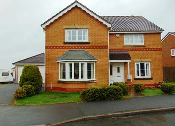 Thumbnail 4 bed detached house for sale in Clos Cefn Bryn, Llwynhendy, Llanelli
