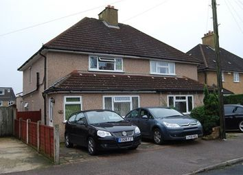 Thumbnail 3 bed property to rent in Springfield Close, Croxley Green, Rickmansworth