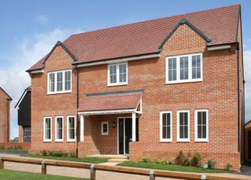 """Thumbnail 5 bedroom detached house for sale in """"The Bolberry"""" at Town Farm Close, Thame"""