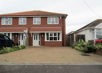 Thumbnail 4 bed semi-detached house to rent in The Green, Rush Green Road, Clacton-On-Sea