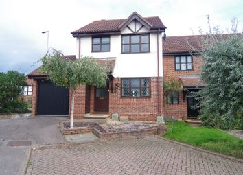 Thumbnail 3 bed semi-detached house to rent in The Copse, Hertford