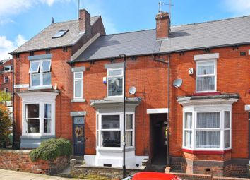 Thumbnail 4 bed terraced house for sale in Peveril Road, Endcliffe Park, Sheffield