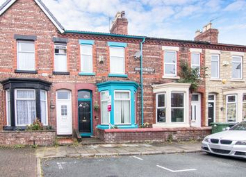 Thumbnail 2 bed terraced house for sale in Rosebery Grove, Birkenhead