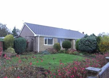 Thumbnail 3 bed detached bungalow to rent in Orchard Road, Coleford