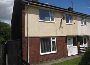Thumbnail 3 bed semi-detached house to rent in Teddington Road, Moston, Manchester