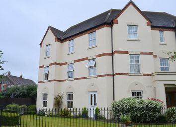 Thumbnail 2 bed flat for sale in Whitehouse Drive, Lichfield