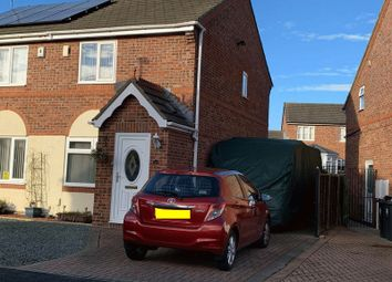 Thumbnail 2 bed semi-detached house to rent in Skeldale Grove, Darlington