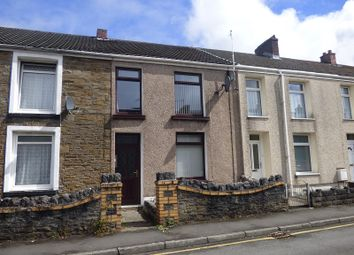 Thumbnail 2 bed terraced house to rent in Rosser Street, Neath, Neath Port Talbot.