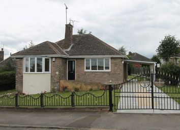 Thumbnail 2 bed detached bungalow for sale in Wayland Avenue, Worsbrough, Barnsley