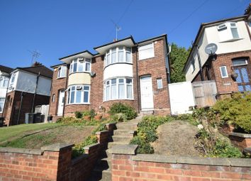 Thumbnail 3 bed semi-detached house to rent in Meyrick Avenue, Luton