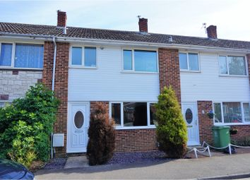 Thumbnail 3 bed terraced house for sale in Farmlea Road, Portsmouth