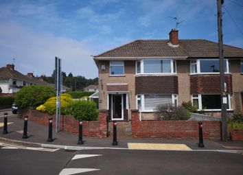 Thumbnail 3 bed property to rent in Hampton Court Road, Penylan, Cardiff