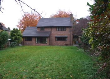 Thumbnail 4 bed detached house to rent in 1 Sandiway Close, Sandiway, Northwich, Cheshire