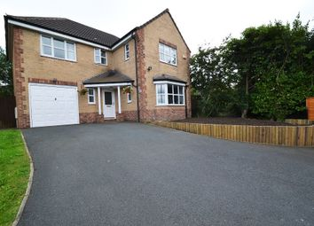 Thumbnail 4 bed detached house for sale in Far Crook, Thackley, Bradford
