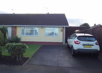 Thumbnail 2 bed semi-detached bungalow for sale in Longleat Avenue, Tuffley, Gloucester