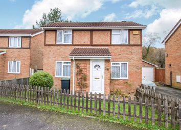 Thumbnail 3 bed detached house for sale in Camellia Close, Three Legged Cross, Wimborne