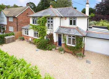 Thumbnail 4 bedroom detached house for sale in Park Road, Camberley, Surrey