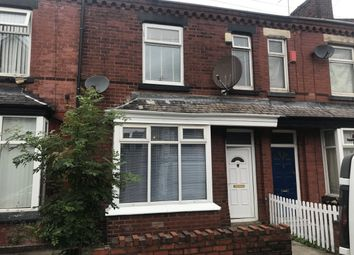 Thumbnail 3 bed terraced house to rent in Amos Street, Manchester