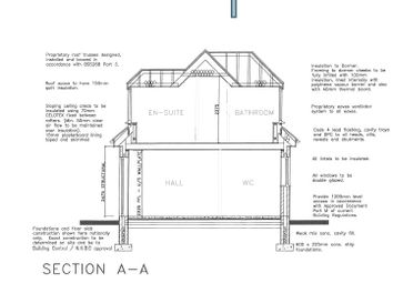 Thumbnail 2 bed detached house for sale in Dob Holes Lane, Smalley, Ilkeston, Derbyshire