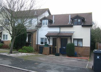 Thumbnail 1 bedroom terraced house to rent in Burnham Close, Seaton