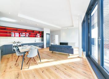 Thumbnail 4 bedroom flat for sale in Dawsonne House, London City Island, London