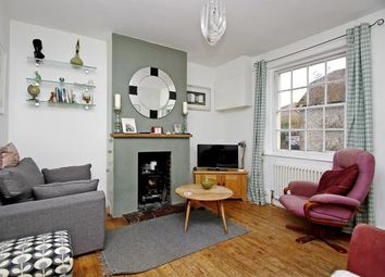 Thumbnail 2 bed terraced house for sale in Nappers Cottages, High Street, Upper Beeding, Steyning