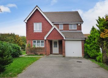 Thumbnail 4 bed detached house to rent in Columbine Way, Littlehampton