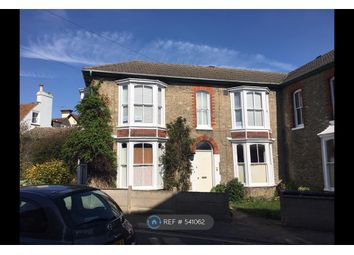 Thumbnail 2 bedroom flat to rent in Argyle Road, Whitstable
