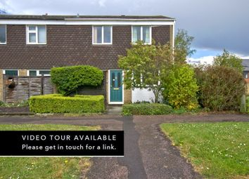 Thumbnail 3 bed semi-detached house for sale in Crowland Way, Cambridge, Cambridgeshire