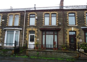 Thumbnail 3 bed terraced house to rent in Tanygroes Street, Port Talbot, West Glamorgan