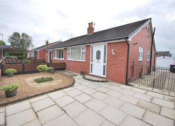 Thumbnail 2 bed semi-detached bungalow to rent in Carlton Road, Ellenbrook, Worsley, Manchester