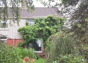 Thumbnail 3 bed semi-detached house for sale in Bedwellty Road, Cefn Fforest, Blackwood