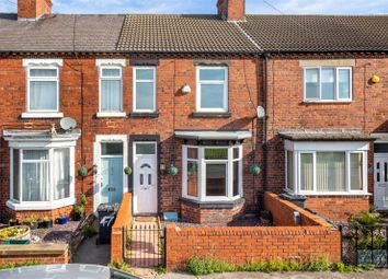 Thumbnail 3 bed terraced house for sale in Denison Road, Selby, North Yorkshire