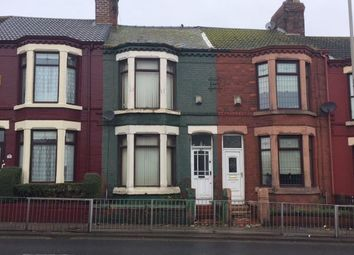 Thumbnail 3 bed terraced house for sale in Walton Lane, Walton, Liverpool