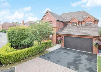 Thumbnail 4 bed detached house for sale in Meadowbank Drive, Little Sutton, Ellesmere Port