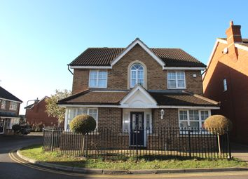 Thumbnail 4 bed detached house to rent in Wroxham Way, Ilford