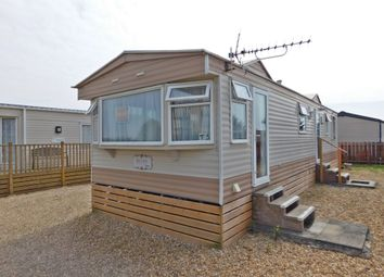 Thumbnail 3 bedroom mobile/park home for sale in Southsea Leisure Park, Melville Road, Southsea