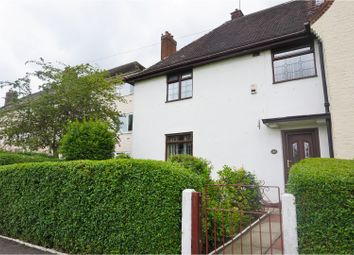 Thumbnail 3 bedroom end terrace house for sale in Charlestown Road, Manchester