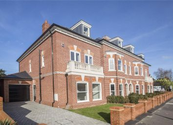 Thumbnail 4 bed end terrace house for sale in Walsingham Terrace, Portsmouth Road, Thames Ditton, Surrey